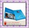 Gigital Vidoe Greeting Cards/Paper Craft Greeting Cards/Digital Brochure for Video Greeting Cards Gift