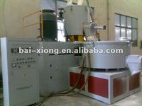 high speed pvc powder mixing unit