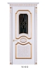 White Crackle Wooden Door(YX-010)