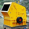 Heavy construction equipment, stone crushers