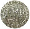 jean button in silver color