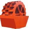 Bucket type screw sand washing machine
