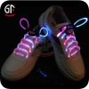 Colorful Round Colored Elastic Shoelaces for X-mas Day