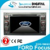 Sharing digital FORD Focus auto radio with picture in picture tv ipod