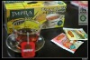 Flavoured tea &Pineapple tea with single or double chamber tea bag