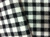 woven acrylic/polyester blended boucle fabric