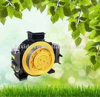 Residential Lift Gearless Lift Traction Machine