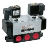 Q24DH, Q24D2H Series two position four way single electric control directional valve