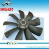 fan and fan clutch 13XX1-08010 for higer bus model KLQ6129Q