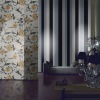 Decorative and colorful 3d wallpaper