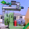 Fully automatic HKJ series biomass wood pellet mill