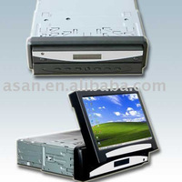 1Din 7'' car PC monitor