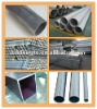 BS GB DIN silvery white hot galvanized steel