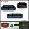 Le Corbusier Grand Comfort Soft Sofa FA059
