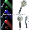 LED Bath Spout, Temperature Sensor, led showers