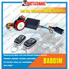One way Motorcycle alarm system with remote start function