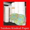 2012 Wholesale Paper Plates Raw material pe paper