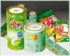 Laminated printing food plastic film for biscuit packaging