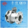 API Flanged FLoating Ball Valve CF8 150LB