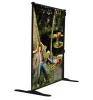 Jumbo Banner Stand / Large Banner Stand