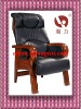 conference chair with solid wood frame &wood pad&leather cover ,RTc-635