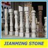 Guangxi White Marble Balustrade