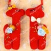 ornate moible phone hanging handmade picture