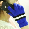 Woolen gloves and cheap touch screen glove 03