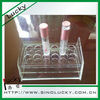 simple Acrylic make up display stand