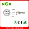 stranded utp cat5e ethernet cable connection wire