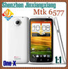 "in stock S720e One X 32GB rom 1GB RAM android MTK 6577 dual core 1.5GHz CPU GPS 8MP WCDMA 3G 4.7"" HD screen 3D WIFI hd"