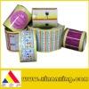 xiamen food adhesive sticker self adhensive sticker label stick