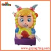 Australia ride on animal machine supplier---Kiddie ride-YP-QF052