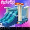 inflatable double slide jumper slide bouncer