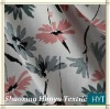 Rayon floral print dressmaking fabric Wholesale