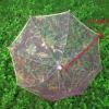 Purple wedding decoration umbrellas [38CM radius,10 colors for choice]
