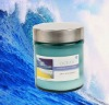 scented massage oil candles in glass can MT92103