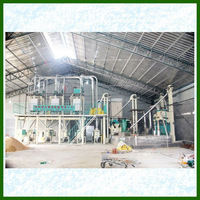 50T/D Wheat Flour Milling Machines with price