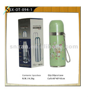 Cartoons And Cute Stainless Steel Travel Cup