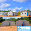 36sqm Two Bed rooms Prefab Sandwich Panel House/prefab house/mining camp/sandwich panel prefab house