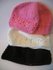 Beanie/Crochet Hat/handmade hat