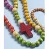 Children's Rosary, Wood Bead