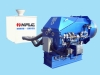 NCB series coal & fuel oil burner