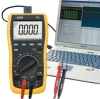 Digital Multimeter VICTOR 86E with USB jack and high accuracy