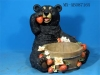 polyresin craft bear,polystone craft,polyresin animal