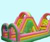 inflatable obstacle(Inflatable Adventurous Time,inflatable games,inflatable bouncy)