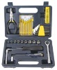 40 pcs homeowner's tool set