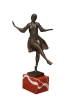 bronze sculpture dancer xn-2006