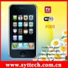 SL003A, TV WIFI mobile, Dual sim mobile phone,Touch cell phone,