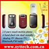 S1800+super low cost mobile phone with touch screen